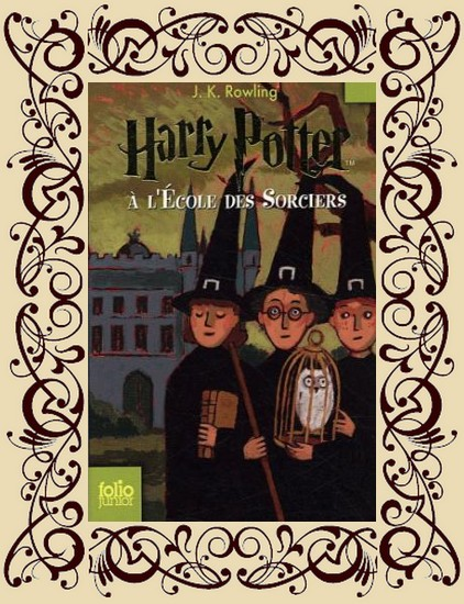 Harry Potter, t1 : Harry Potter à l'école des Sorciers