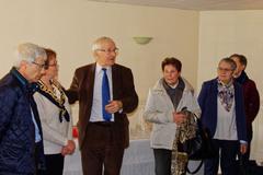 Week-end du 1er Mai : accueil d'une délégation italienne