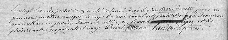 René Bonnet dit Feuilleton