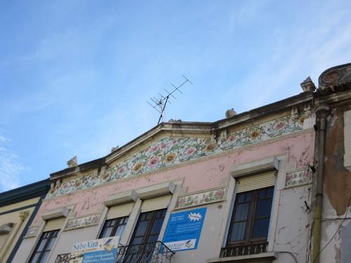 Départ de Lisbonne sur les routes portugaises