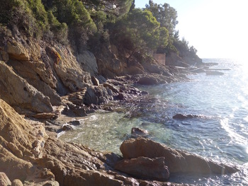Sur le chemin littoral