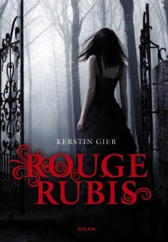 [Chronique] Rouge rubis, tome 1 - Kerstin Gier