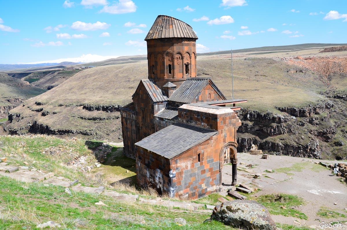 kars ani arménie turquie schnoebelen