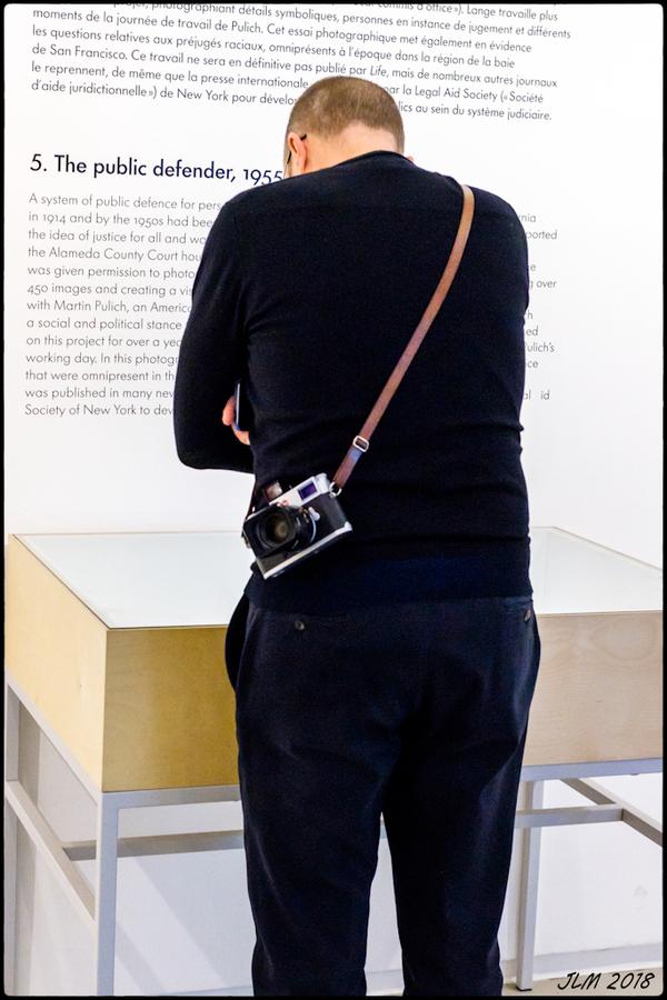 le Leica (au maculin)