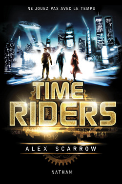 """Time Riders"" de Alex Carrow."