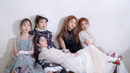 Top 100 Kpop) 94 Red Velvet