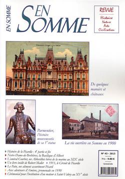 La revue En Somme n° 43 vient de paraître...