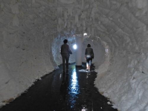 Blazy grand restaurant grotte intérieur 2