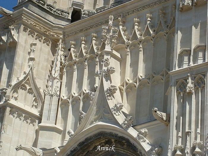 Meaux: cathédrale St-Etienne -2