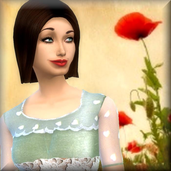 Caroline(Création sim4)