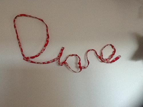 DIY: des mots et de la déco...c'est beau!