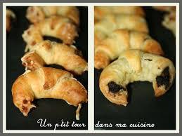 """Résultat de recherche d'images pour """"image mini croissant nutella"""""""