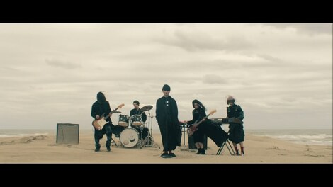 Videos : ( [MV] - |2016| sakanaction/サカナクション : Tabun, Kaze./多分、風。 )