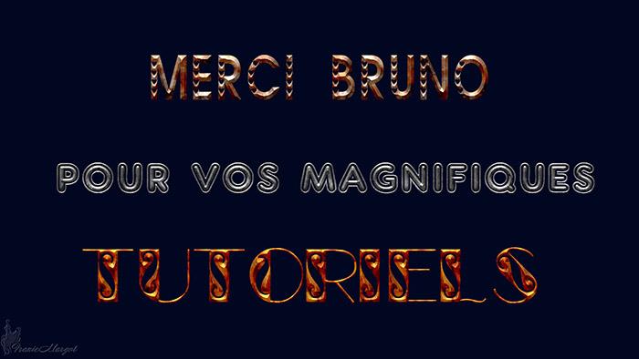 tutoriels de Bruno Sorce
