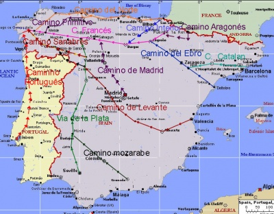 Les espagnols et portugais