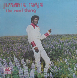 Jimmie Raye - The Soul Thing - Complete LP