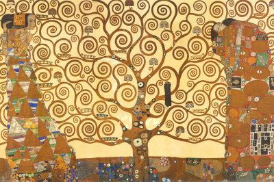 à la manière de Klimt