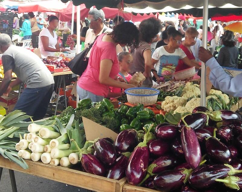 ST-ANDRÉ (Réunion) et son marché (FIN)