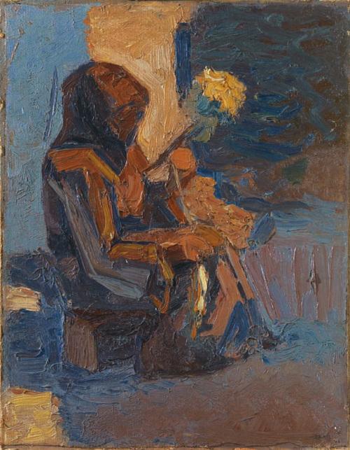 Zacharias Papantoniou : Morne crépuscule * Λυπημένα δειλινά