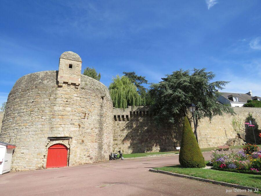Hennebont dans le Morbihan