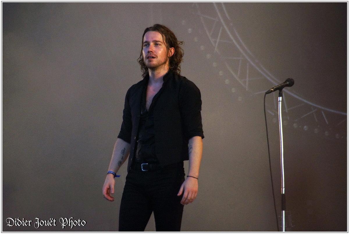 Julien Doré (1) - Festival des Vieilles Charrues 2014