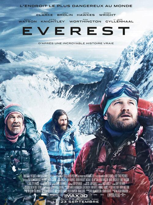 """Bonsoir a l'honneur : """" Everest """""""