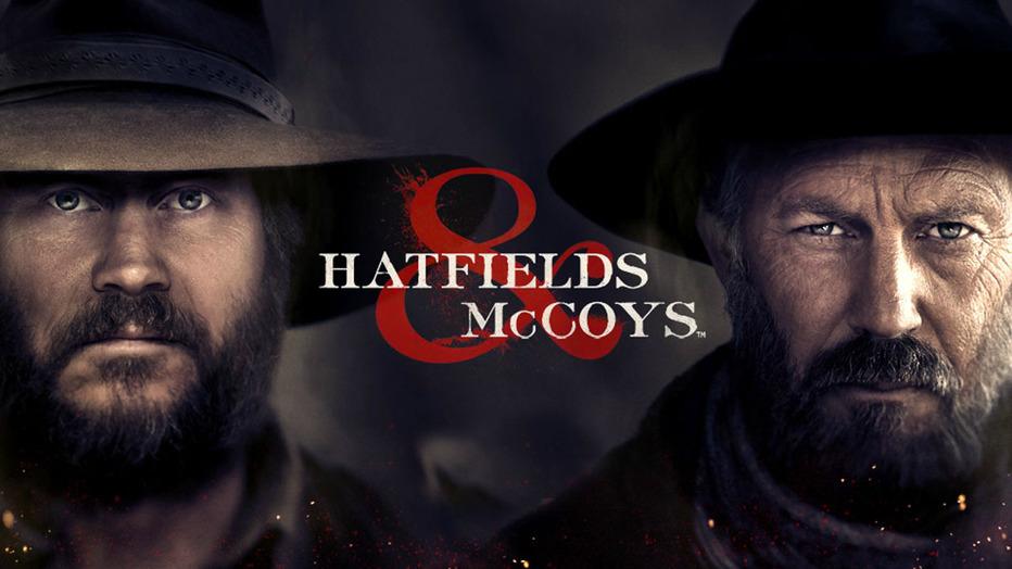 Résultats de recherche d'images pour «hatfields mccoys série»