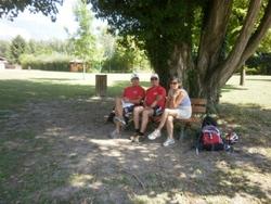 suite et fin des photos suite à notre sortie vélo au Bois français