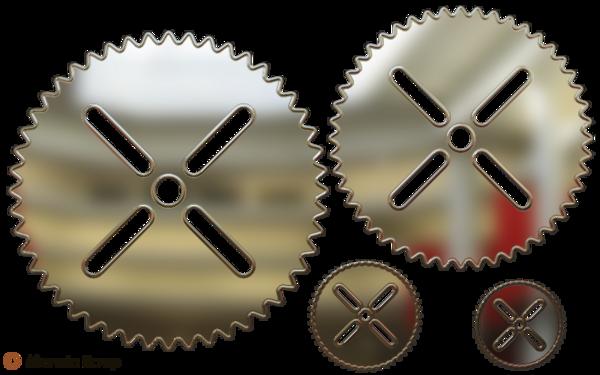 Rouages d'horlogerie pour le scrap digital pur relief - page 2
