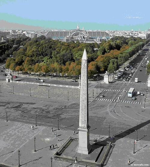 Le grand Almanach de la France : Le plus vieux monument de Paris