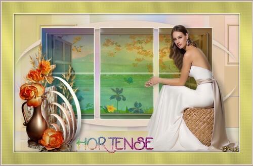 Hortense!