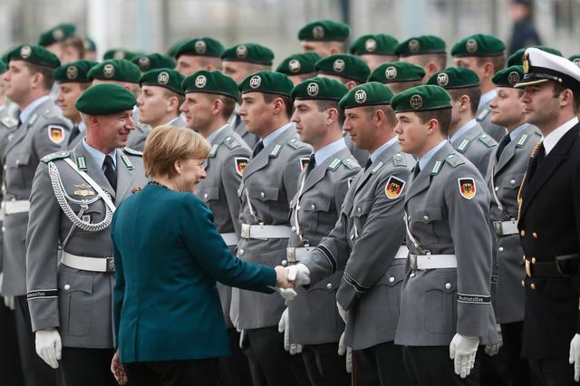 L'Allemagne va assumer un rôle militaire accru