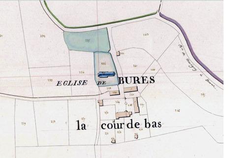 LES REMPARTS DE BURES-LES-MONTS (Calvados)