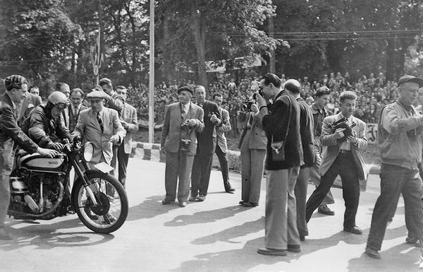 Bol d'or 1951 : le deux-temps en vedette