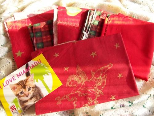 Des cadeaux … comme s'il en pleuvait !!!