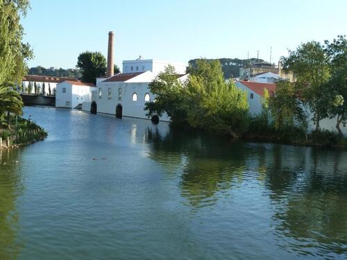 Tomar une des villes les plus Toscane du Portugal