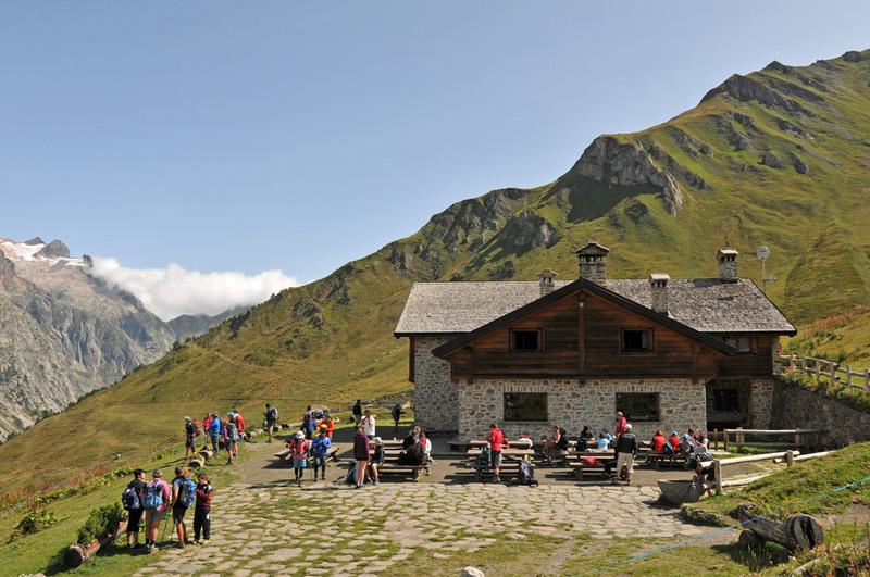 Randonnée au Val Ferret (6)
