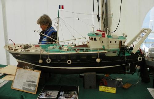 Maquettes navales de Serge Denys