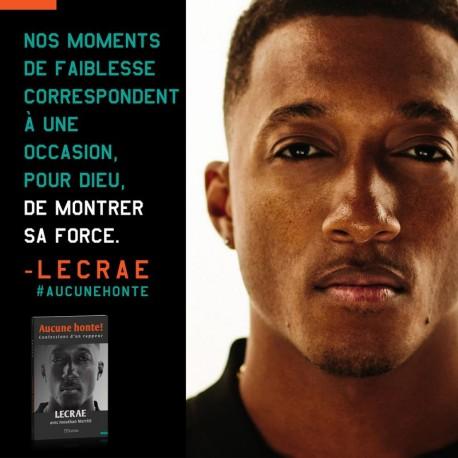 Aucune honte ! – Confessions d'un rappeur - Lecrae