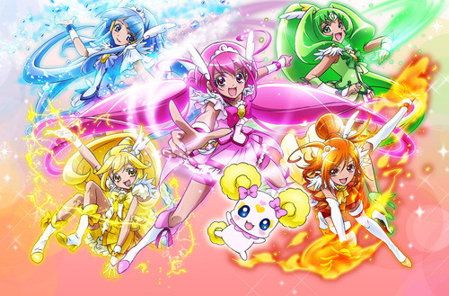 Smile Pretty Cure