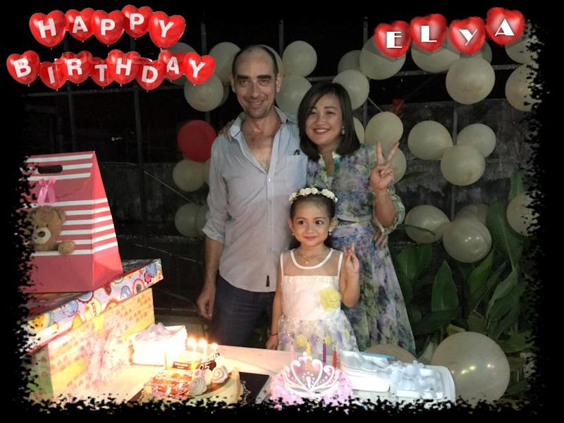 Bon anniversaire Elya