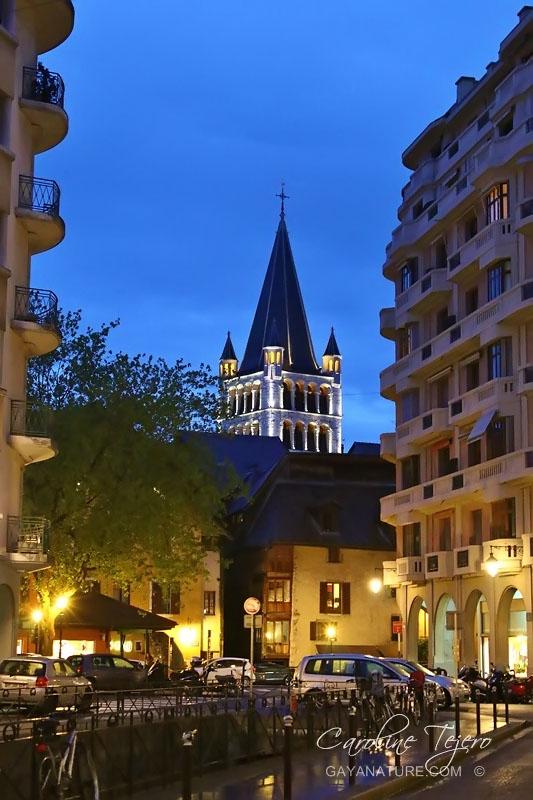 La vieille ville d'Annecy, Haute-Savoie