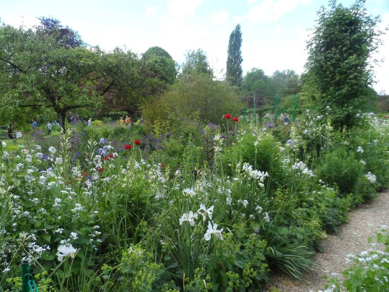 GIVERNY LE JARDIN CLAUDE MONET