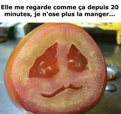Pauvre tomate