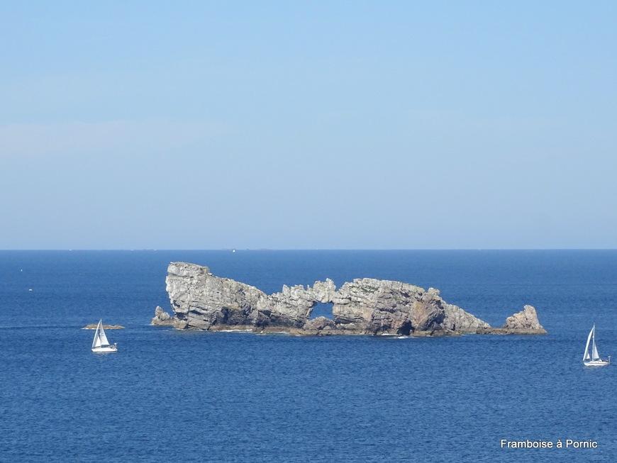 Pointe de Pen Hir - Presqu'ile de Crozon - Finistère