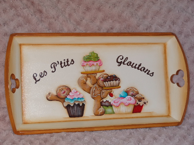 Mes P'tits Gloutons !!!