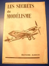 Les livres d'aéromodélisme