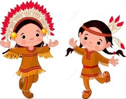 Les indiens 3.