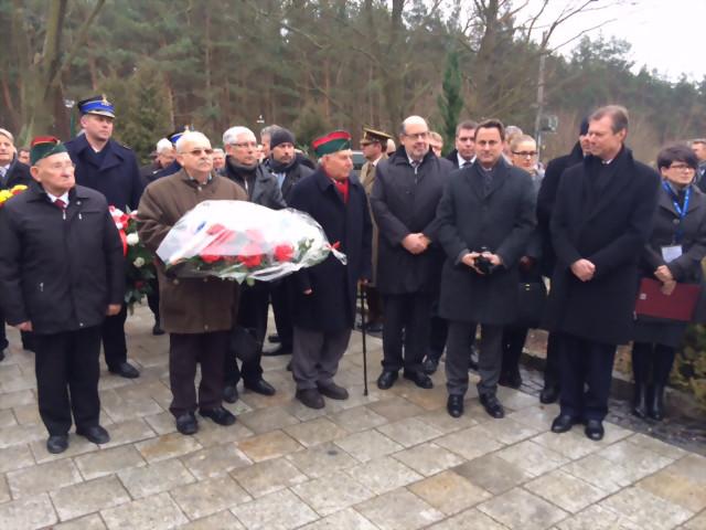 Assassinat des prisonniers luxembourgeois au camp de Sonnenburg de Pologne
