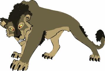 Fanart: Lion King Fandom Characters